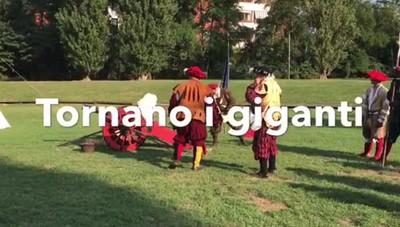 San Giuliano, torna la Battaglia Giganti