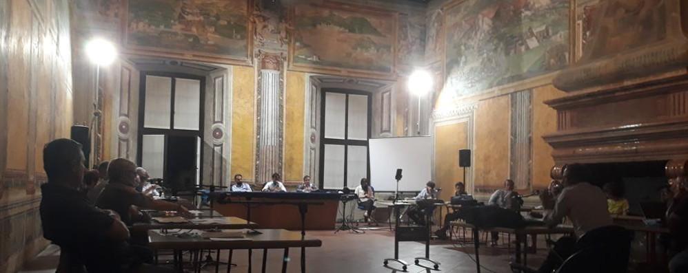 Sicurezza in centro a Melegnano, il caso diventa politico