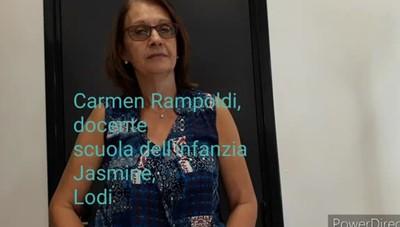 speciale scuole digitale: Carmen Rampoldi