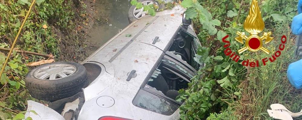 Terribile schianto tra Graffignana e San Colombano, perde la vita un 22enne