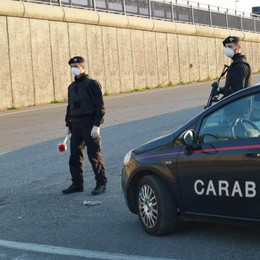 Violenza in strada a Sant'Angelo, un 34enne finisce in ospedale