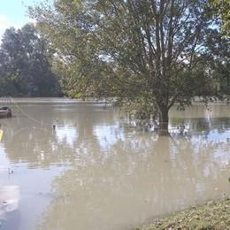 Adda, nel pomeriggio il fiume tornerà a crescere VIDEO