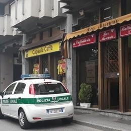 Barista di Peschiera muore all'alba nel suo locale a Melegnano