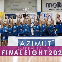 Basket, le emozioni da Coppa Italia di Cerri, Melchiori e Parmesani