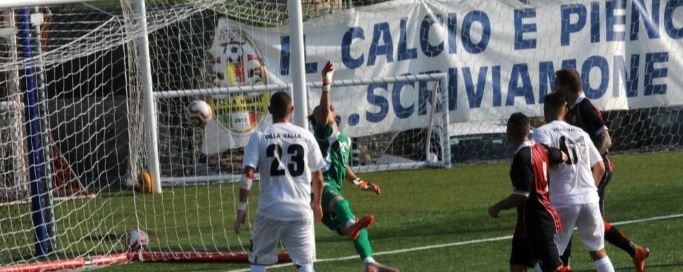Calcio, falsa partenza per il Sant'Angelo