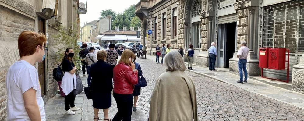 Da venerdì 25 scatta il pagamento della pensione negli uffici postali del Lodigiano