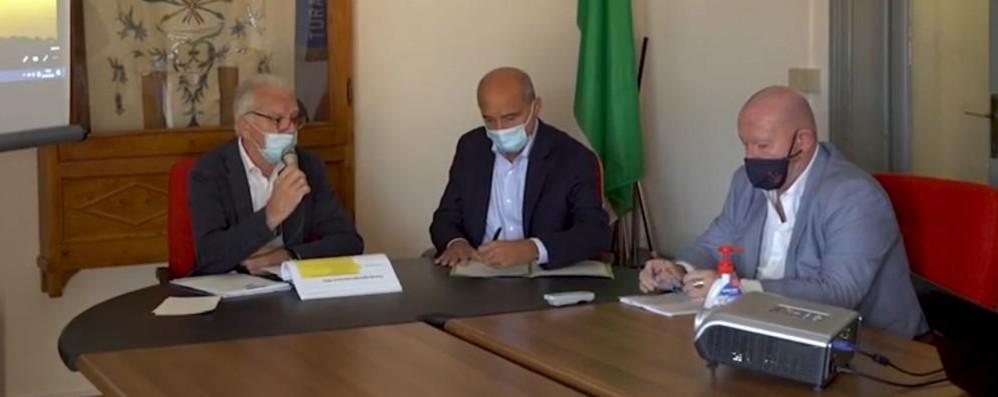 Energia green a Turano, presentato il progetto - VIDEO