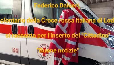 Federico Dalceri, Croce rossa di Lodi