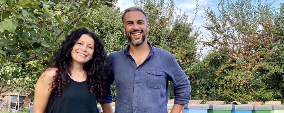 Le arnie sostenibili di Alberto e Raffaella