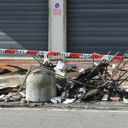 LODI Dopo l'incendio a Torretta sono inagibili due appartamenti
