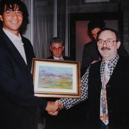 Luciano Libè, i 50 anni di attività del pittore dei campioni
