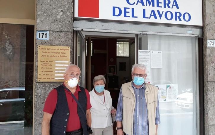 MELEGNANO Inps ancora chiuso dopo sette mesi, cresce la protesta