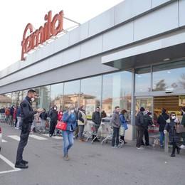 Revocato il licenziamento del dipendente del Famila di Casale a casa per Covid