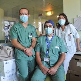 LODI Una famiglia di infermieri insieme in lotta contro il virus