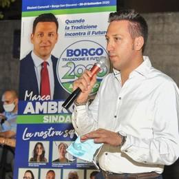 Una lettera anonima e minacciosa al candidato Marco Ambrosio