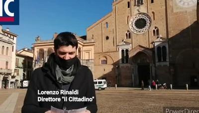 Covid, il punto da piazza Vittoria www.ilcittadino.it