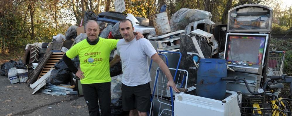 """Paullo, Riva e Brattoli annunciano per ottobre la raccolta rifiuti """"record"""""""