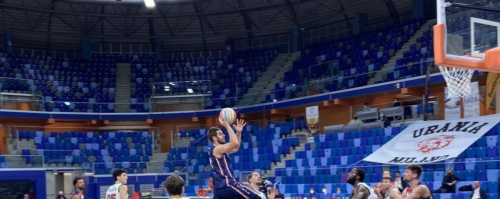"""Basket, l'Assigeco espugna il """"Palalido"""""""