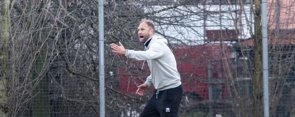 Calcio, Ciceri carica il Fanfulla: «Voglio qualità e gol»