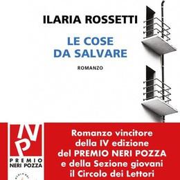 C'è Ilaria Rossetti tra i finalisti del Premio Wondy