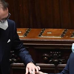 Conte supera il primo scoglio: «Con me chi ha a cuore l'Italia»