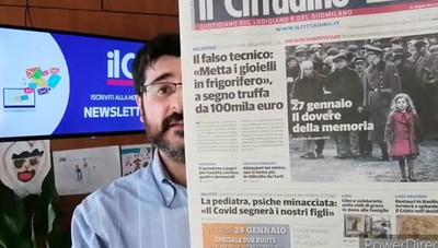 Covid il punto del giorno www.ilcittadino.it