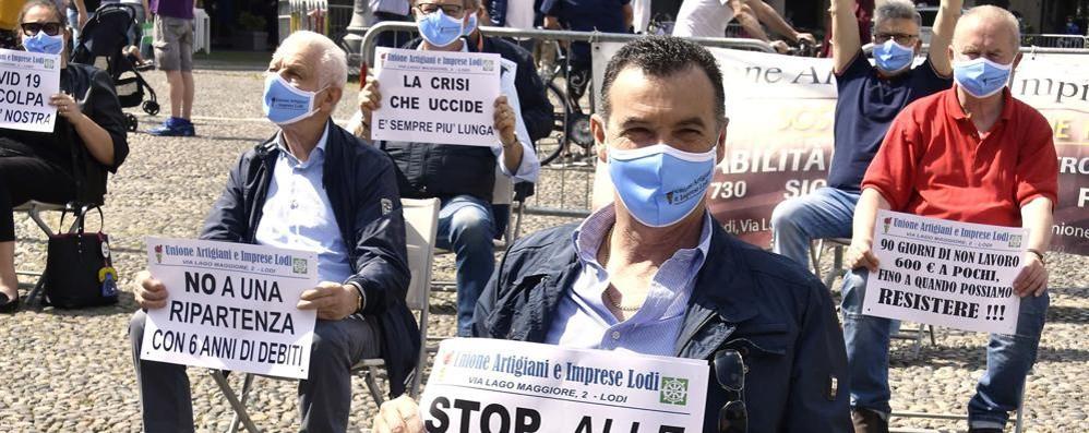 LODI «Abbiamo fatto sacrifici: violato il diritto al lavoro»
