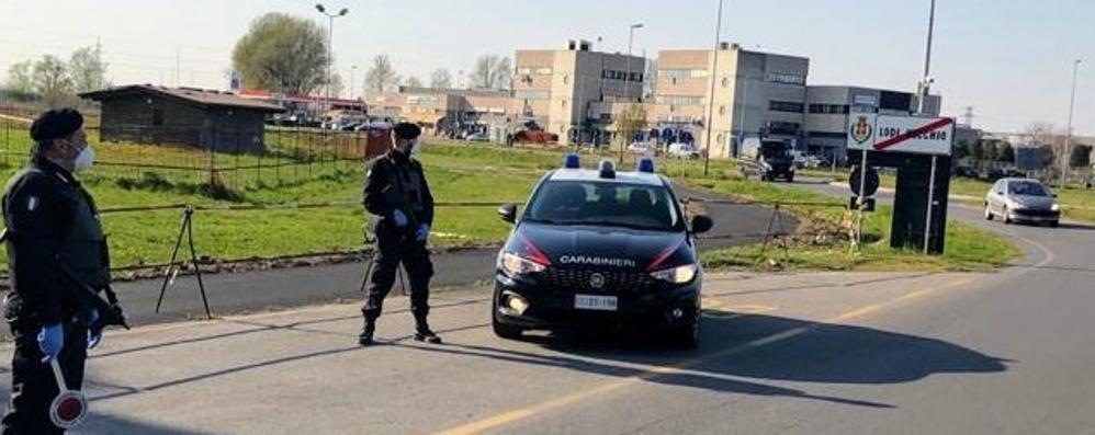 Lodi, controlli dei carabinieri: in quattro sorpresi alla guida in stato di ebbrezza