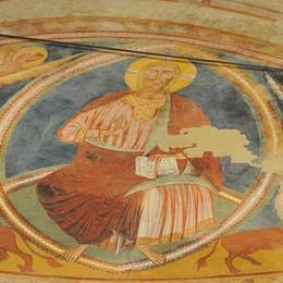 Lodi Vecchio, via libera ai restauri nell'abside della Basilica