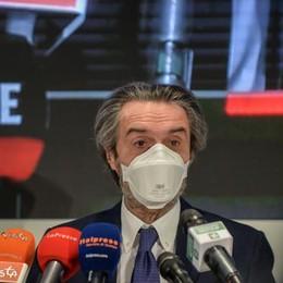Lombardia, la zona rossa provoca lo scontro