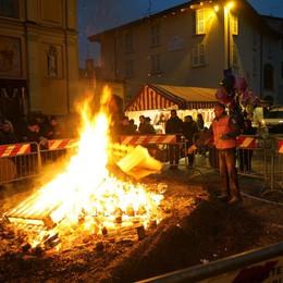 Niente fuoco e bancarelle, ma Casale festeggerà comunque Sant'Antonio