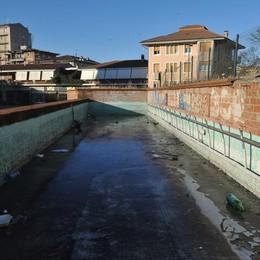"""Piazzale Matteotti, il degrado del """"biglietto da visita"""" di Lodi"""