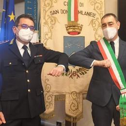 San Donato, presentato il nuovo comandante della polizia locale