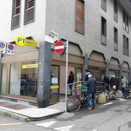 Solo un ufficio postale su 56  riesce ad aprire nel pomeriggio