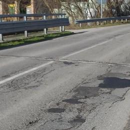 Strada provinciale Lodi - Zelo, un viaggio nel degrado