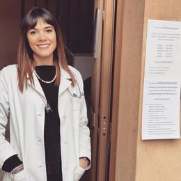 Un nuovo medico per la città: ha preso servizio Eugenia Paloschi