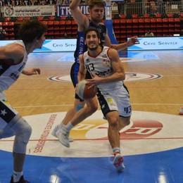 Basket, Assigeco travolgente nel derby con Treviglio
