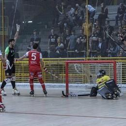 "Hockey, Amatori pronto per il ""tour de force"""