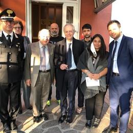 SAN GIULIANO Il prefetto visita le famiglie dell'Afghanistan