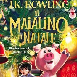 Una vigilia di Natale riaccende la magia di J.K. Rowling