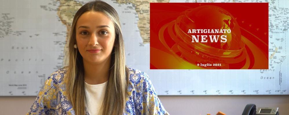 VIDEO Una nuova puntata di Artigianato News