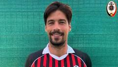 Calcio, il Sant'Angelo spinge sui pedali con Alessio Bugno