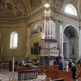 Casale, in parrocchiale l'ultimo saluto al maestro Aldo Milanesi