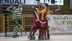 Hockey, sabato torna l'Eurolega a Lodi