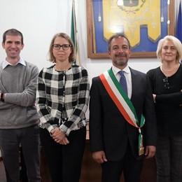 Il sindaco di Cerro ha presentato la sua squadra di assessori