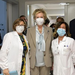 In Lombardia immunizzato il 91 per cento della popolazione, 15 milioni le somministrazioni