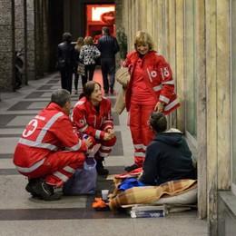 SAN DONATO La Croce rossa si prepara ad assistere i senzatetto