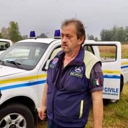 Un malore stronca Mario Donelli, colonna della Protezione civile
