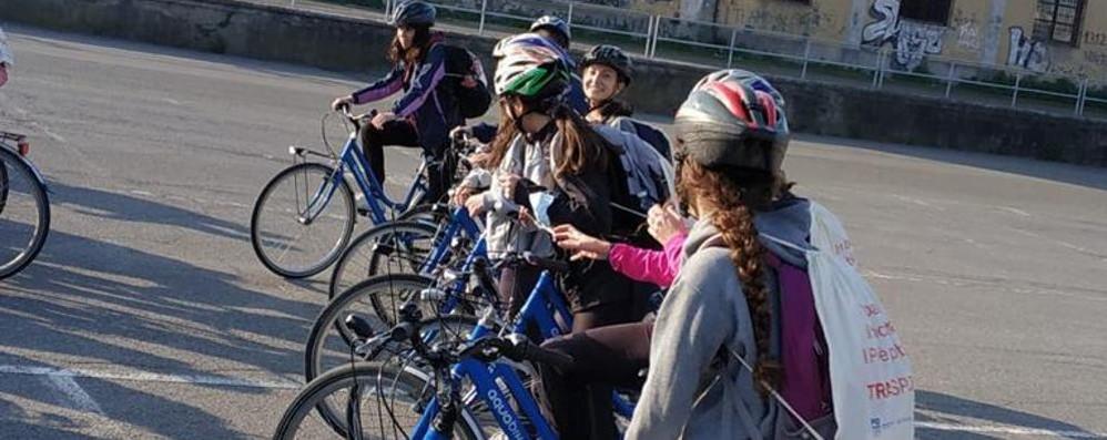 CASTELNUOVO In bici e sul traghetto alla scoperta del Po