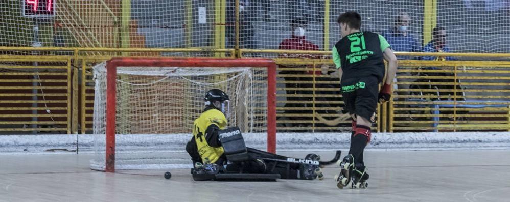 Hockey, Amatori raggiunto in casa